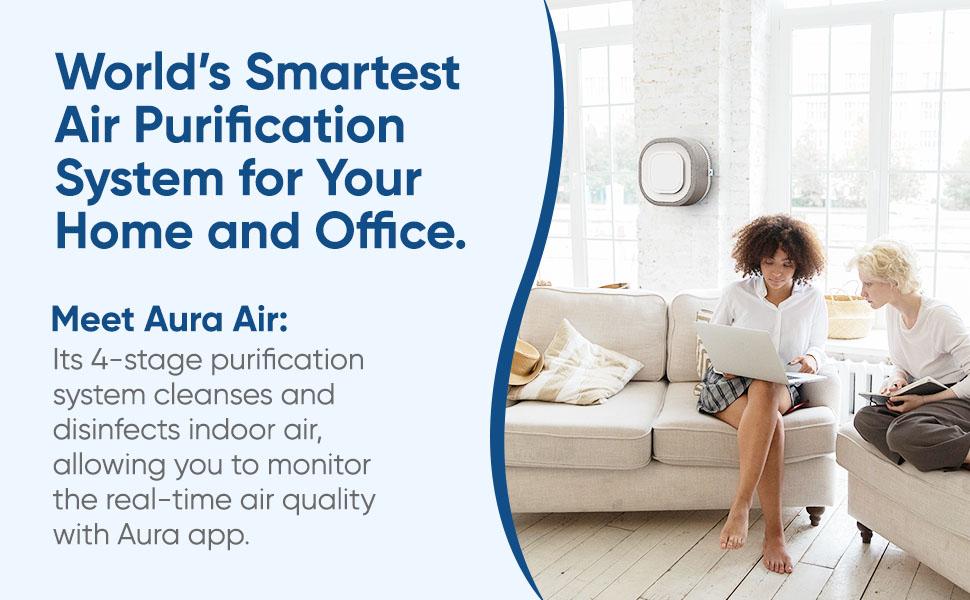 Aura Air Mini Air Purifier
