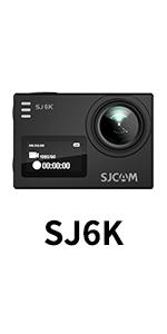 Action Camera SJ6K