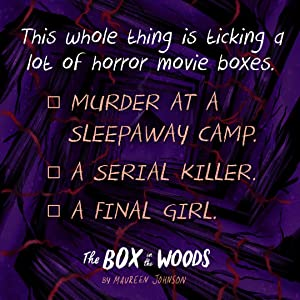 this whole thing is ticking a lot of horror movie boxes