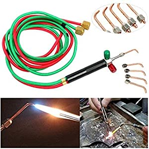 CNCEST Mini Soldering Torches Jewelry Torch Welding Soldering Gun Jewelry Repairing Welding Tool