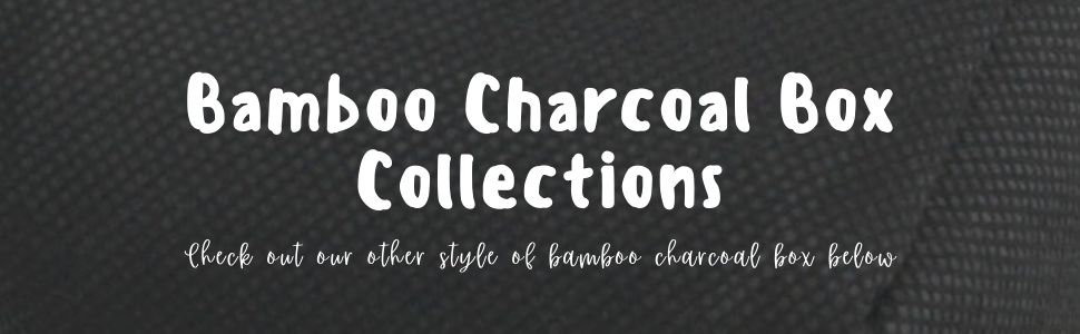 bamboo charcoal collections odor absorber