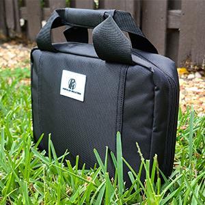 equipment gun carrying glock handgun bag carry concealed pouch case pistol soft backpack