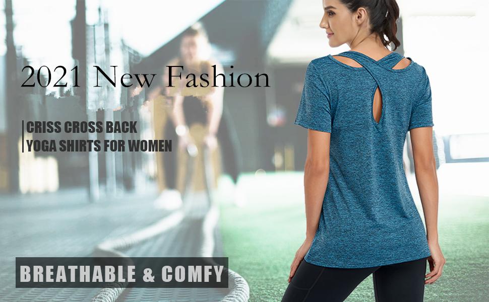 Camiseta Deportiva De Mujer