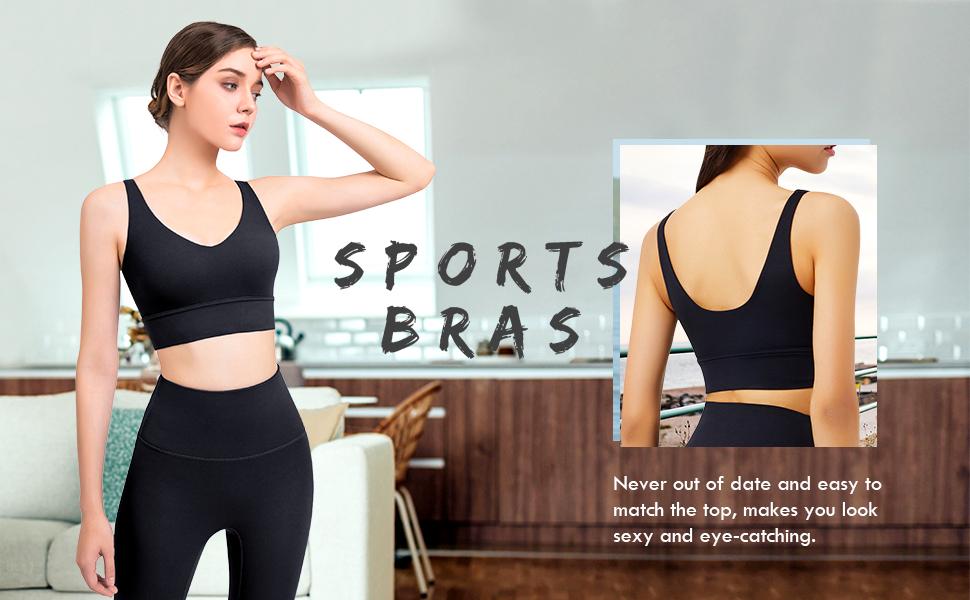 sports bras medium impact