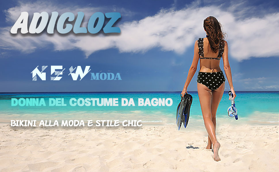 Adicloz - Bikini Push-Up