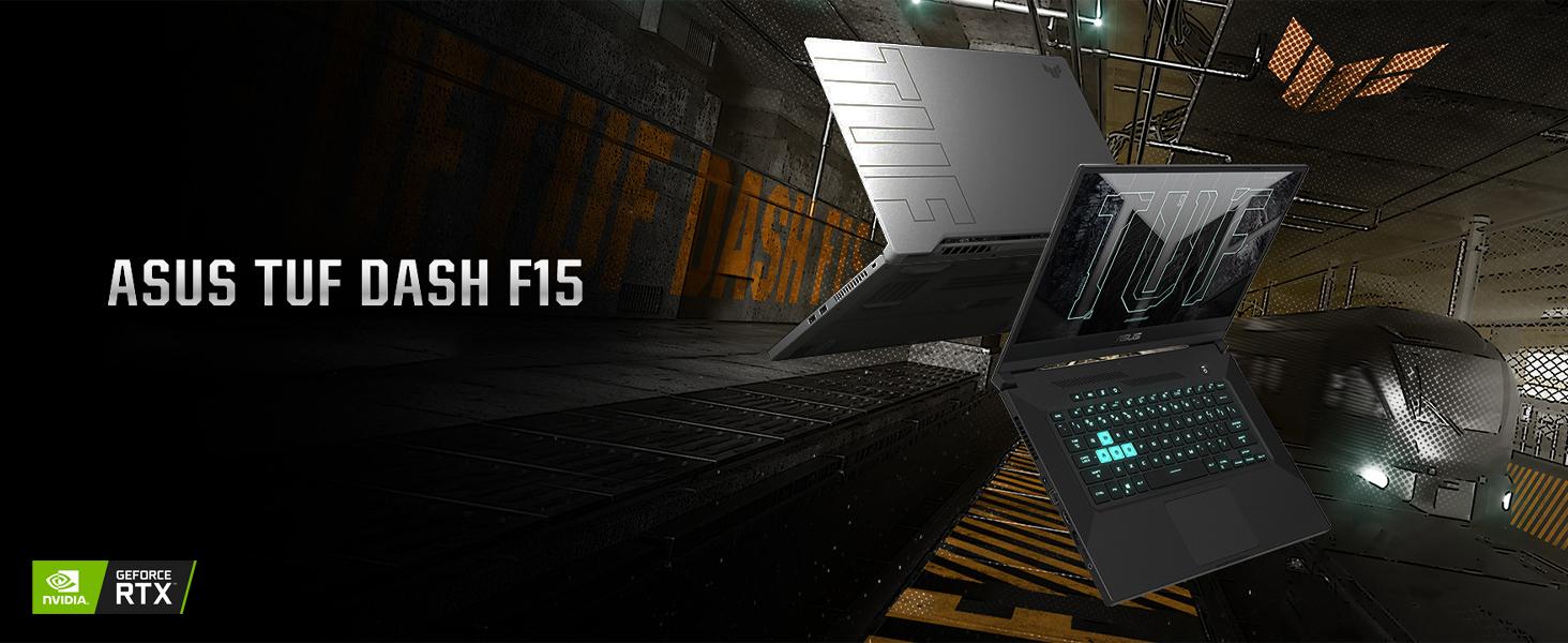 ASUS TUF Dash F15