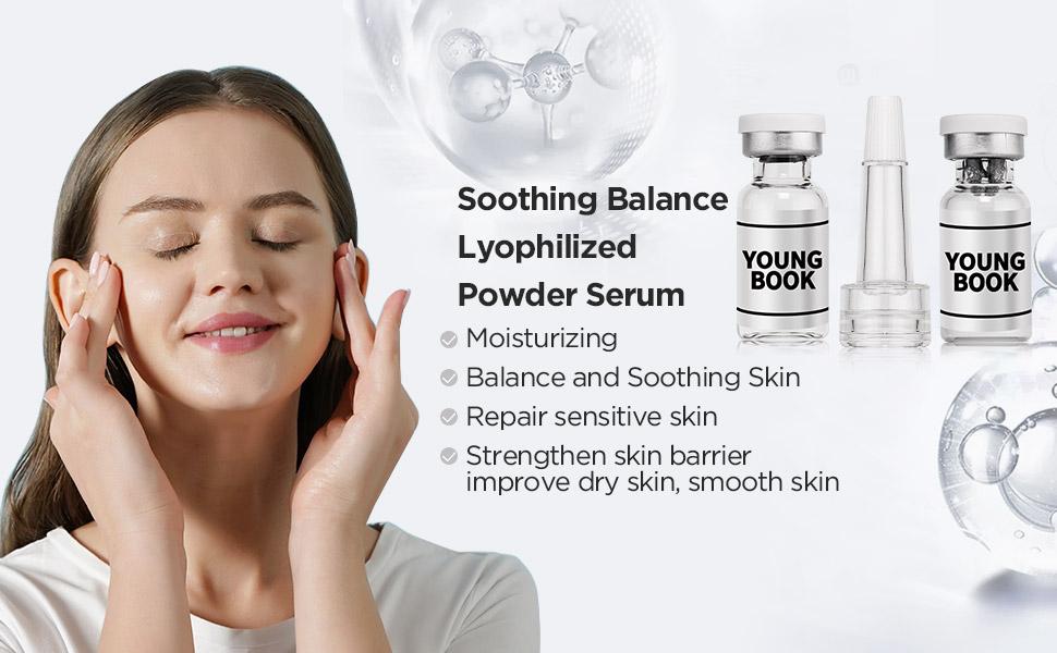 Soothing Balance Lyophilized Powder Serum