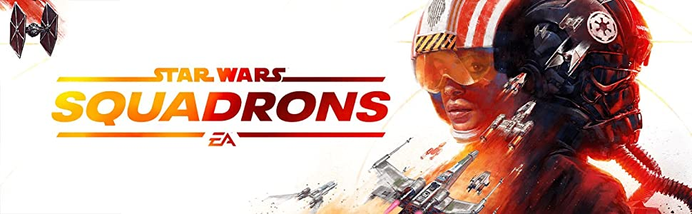 Star Wars Squadrons Banner