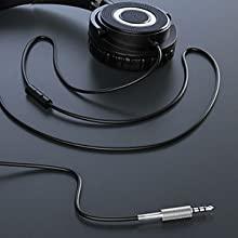 Headphones,Wired Headphones,on ear headphones,headphones with microphone