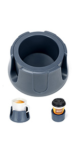 Anti-Spill Cup Holder GREY