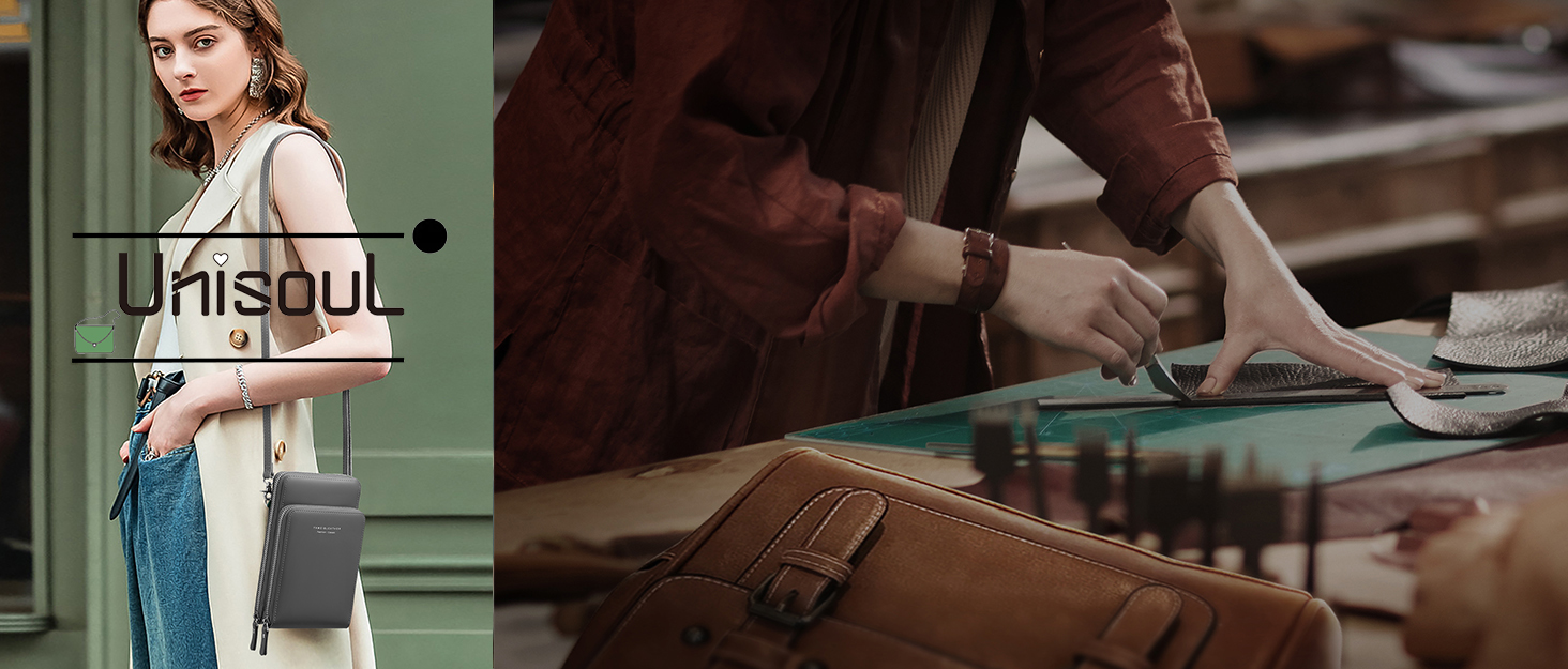 Damen Handtaschen Schultertasche Damen Handytaschen Umhängetasche Kunstleder Schultertasche