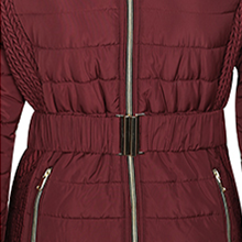puffy jacket for women