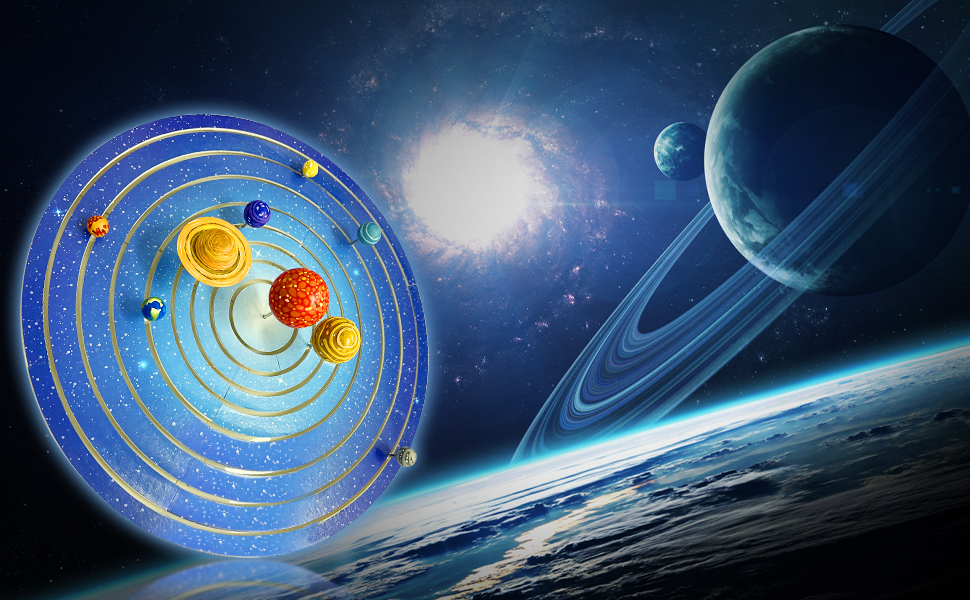 Solar System Puzzle Kit