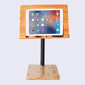 book stand for pad
