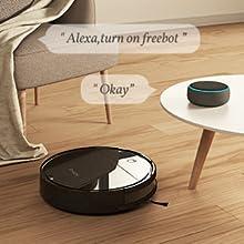 alexa robot vacuum cleaner