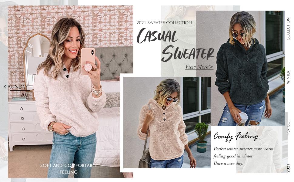 oversized pullover hoodie women sweatshirts for women