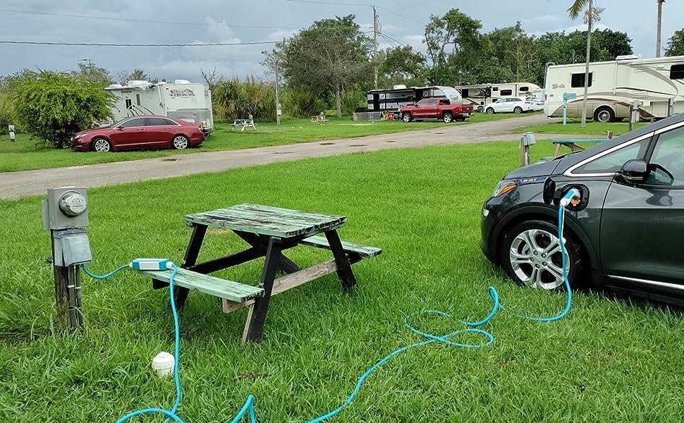 Portable EV Charger Level2