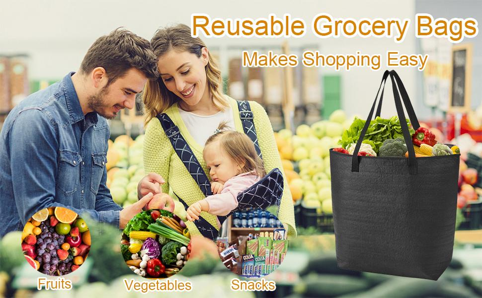 grocery bag for shopping