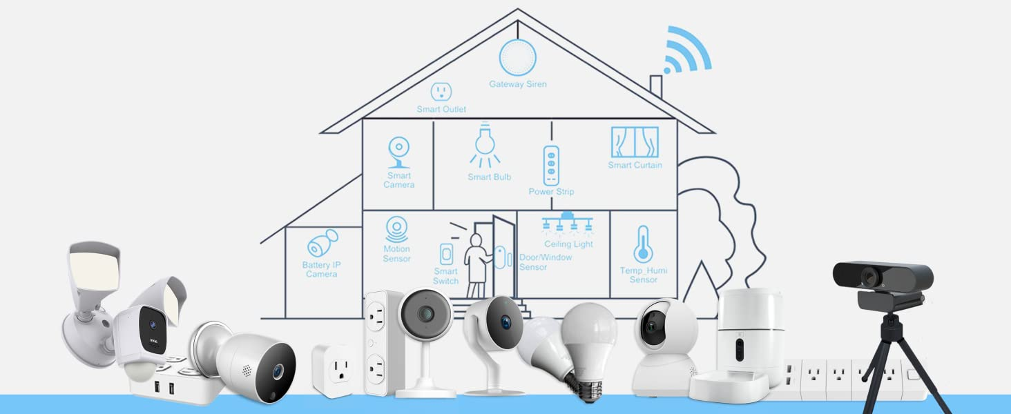 home automation, smart home turn on the light automatically, DIY smart home