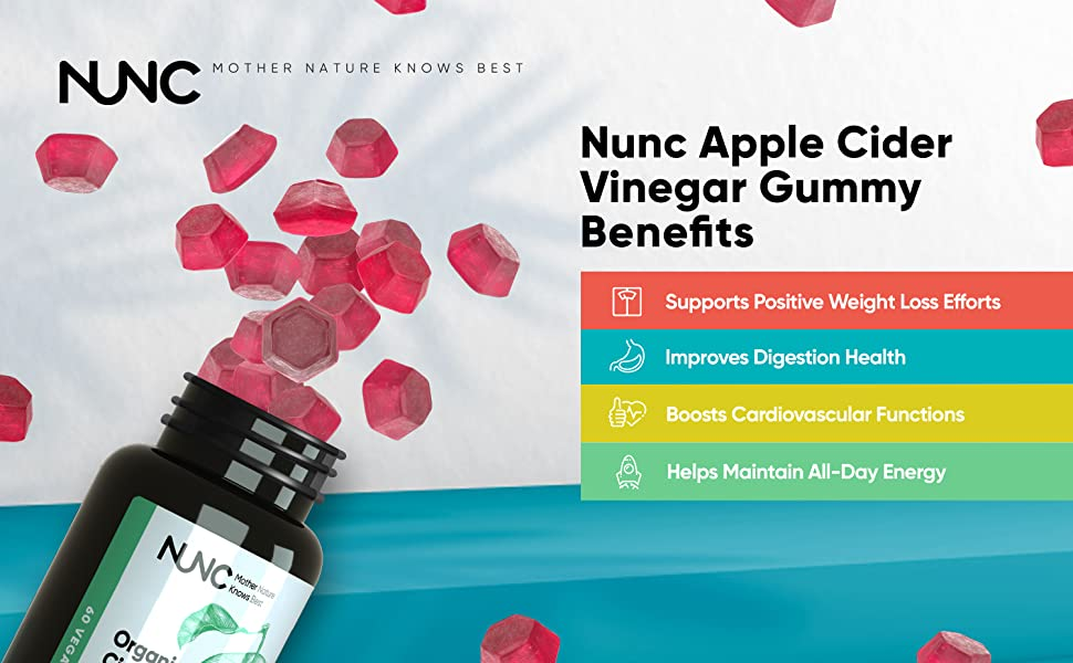 ACV Gummies Benefits, Supports Weight Loss Efforts, Digestion Health, Heart Health,  All-Day Energy