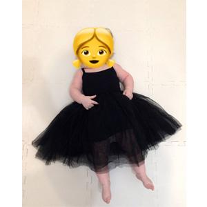 toddler girl princess party dress