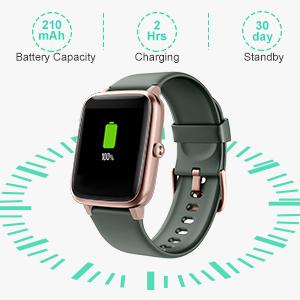 Super Long Battery Life & Brightness Adjustable