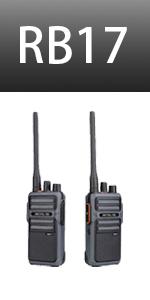 rugged walkie talkies