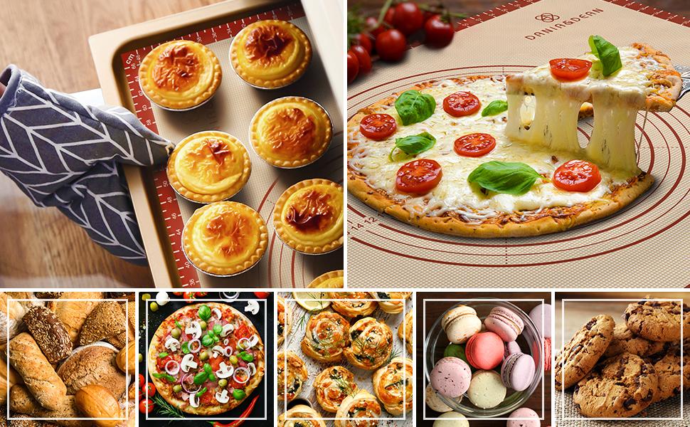 100% Food Grade Silicone FDA free