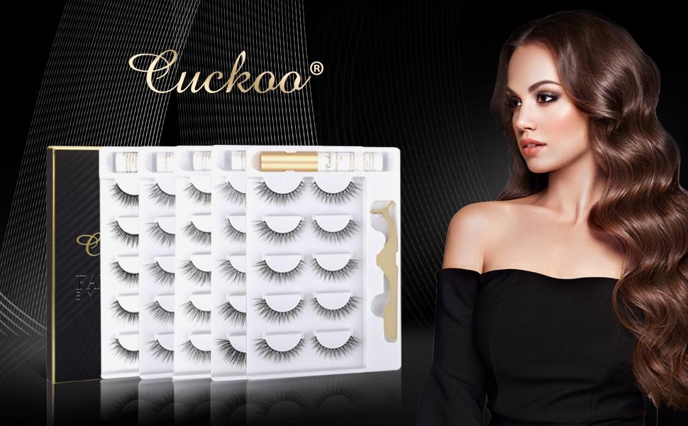 Eyelashes Lashes Pack