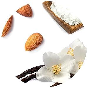 Julia's Table Pecan Shortbread Keto Cookies Ingredients Vanilla Almond Sea Salt