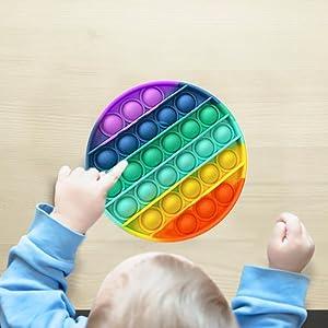 Push Pop Bubble Toy