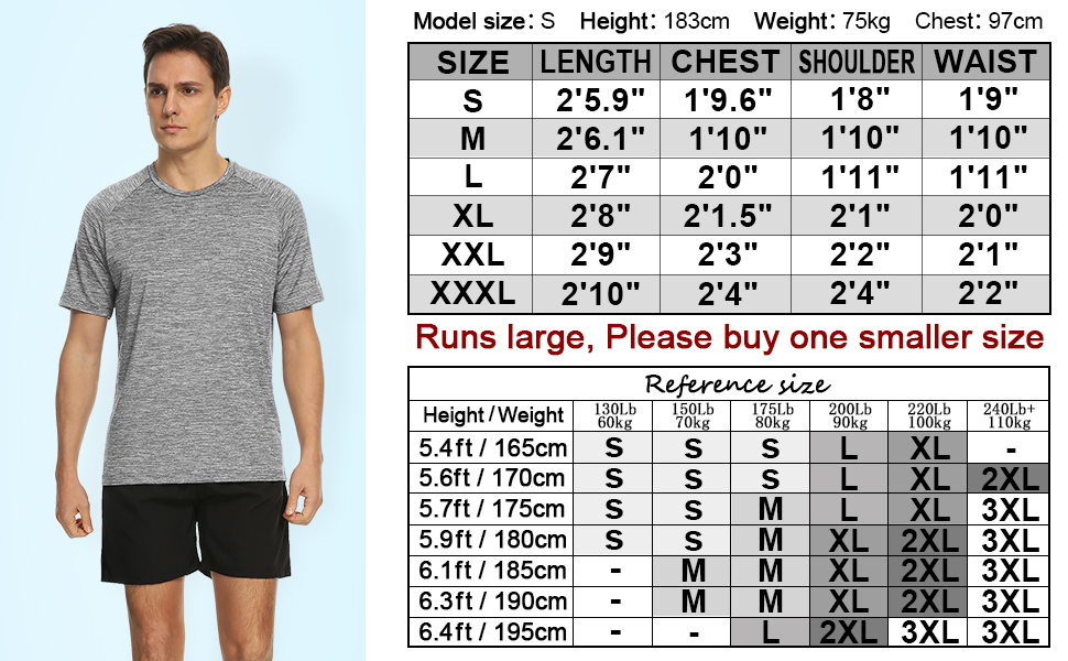 Exercise Fitness training tees
