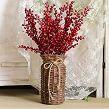 rustic vase for decor