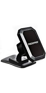 TECOTEC Mini Adhesive Dashboard Ultra Strong X8 N50 Magnetic Phone Holder for Car