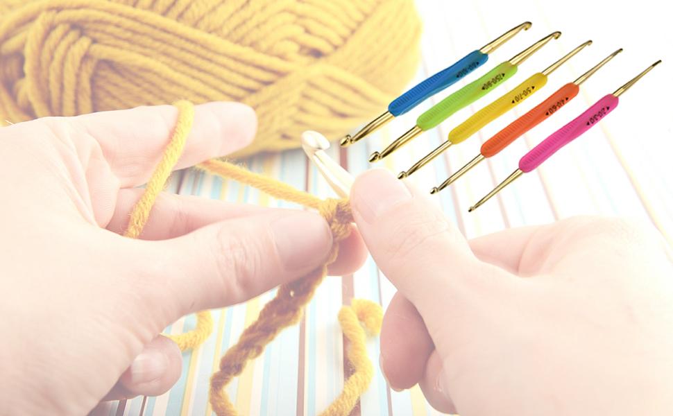 Katech Crochet Hooks