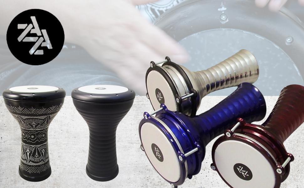 darbuka drum doumbek percussion musical instrument turkish hand drums