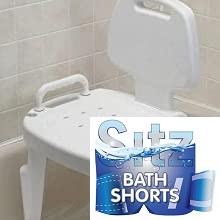 Soak on Bath Chair