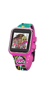 LOL Surprise Touchscreen Interactive Smart Watch
