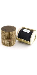 charcoal absorber bag decorative cylinder box