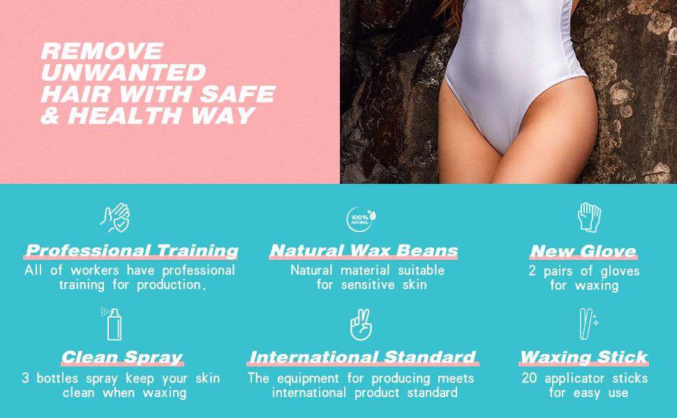 waxing kits for women