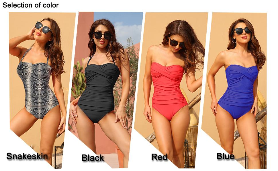chose the colors