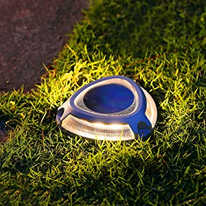 Solar Aluminum Ground Lights