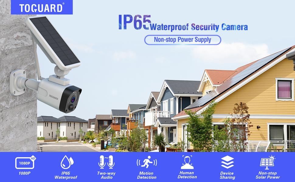 TOGUARD security camera 1