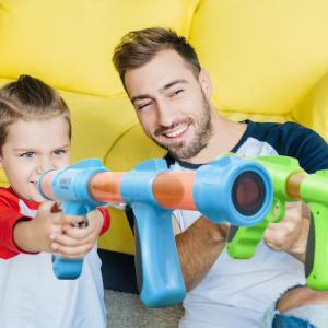 Air Toy Guns