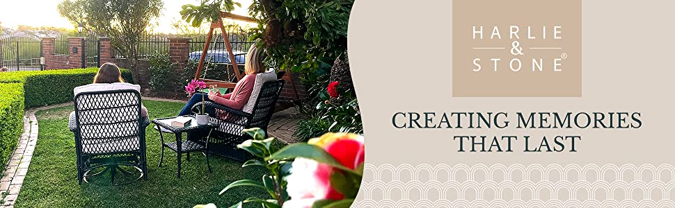 enjoying patio swivel rocker chairs  front porch furniture conversation set patio furniture