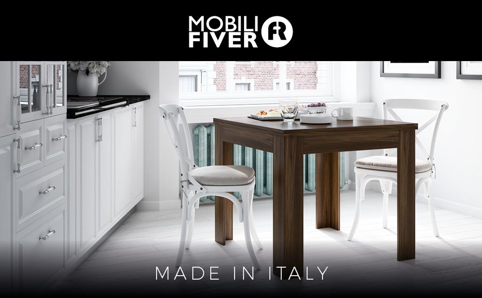 Mobili Fiver - Table extensible Eldorado