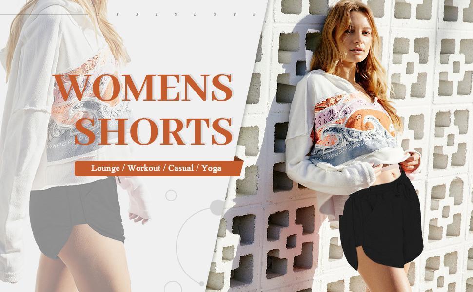 Short women for summer Shorts for women basketball Shorts for women joggers Shorts for women fit