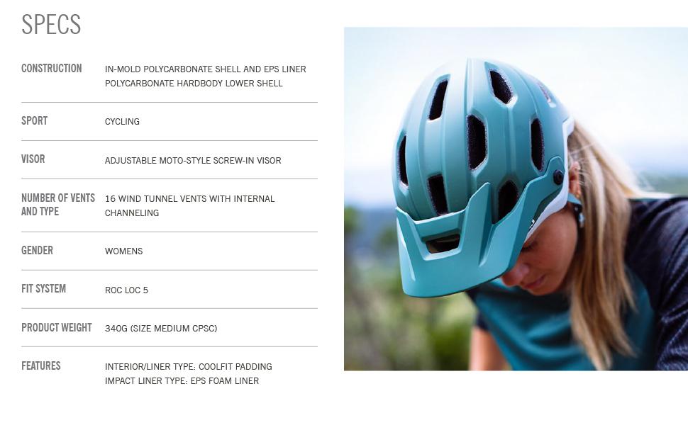giro source mips w specs women bike helmet mtb