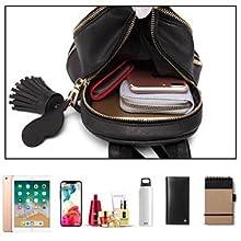 Damen Rucksack Wasserdichte Schultaschen Anti-Diebstahl Tagesrucksack Schultertaschen