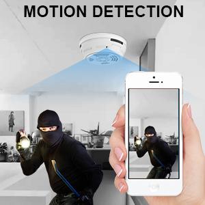 Motion DetectionMotion Detection Alarm